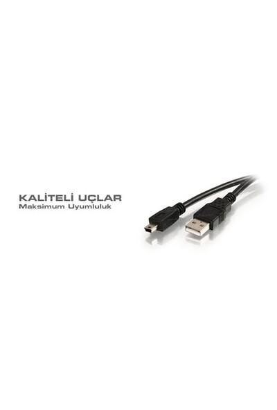 Dark 3m Mini USB 2.0 Kablosu (DK-CB-USB2MINIL300)