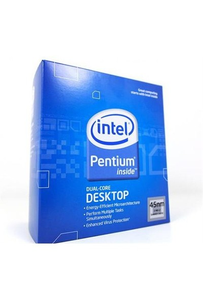 Intel Dual Core E6500 2.93GHz 1066MHz 2MB 64Bit LGA775 İşlemci BX80571E6500