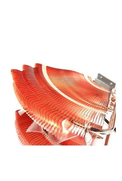 Thermaltake V1 Intel LGA775 ve AM2 uyumlu CPU Soğutucusu (CL-P0401)