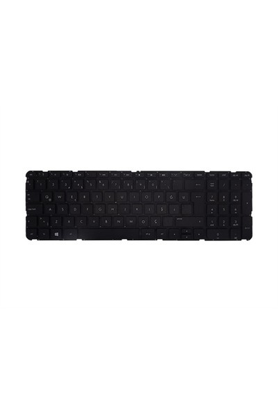 Hp Pavilion 15-N Türkçe Laptop Klavye