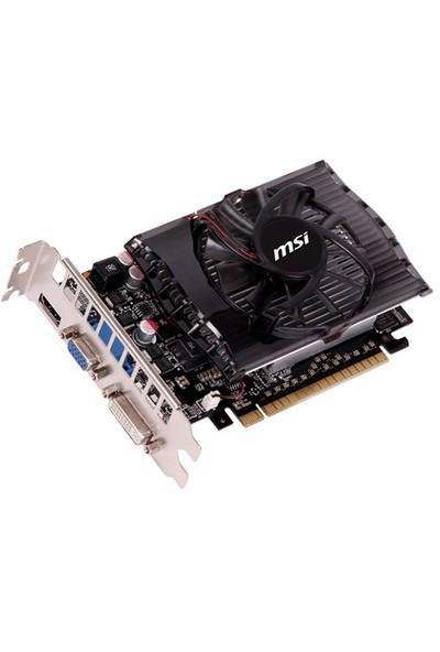 MSI Nvidia GeForce GT 730 2GB 128bit DDR3 (DX11) PCI-E 2.0 Ekran Kartı (N730-2GD3)