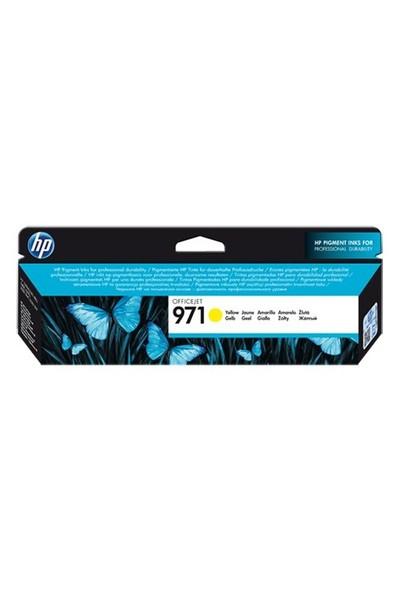 HP 971 Sarı Mürekkep Kartuşu CN624AE