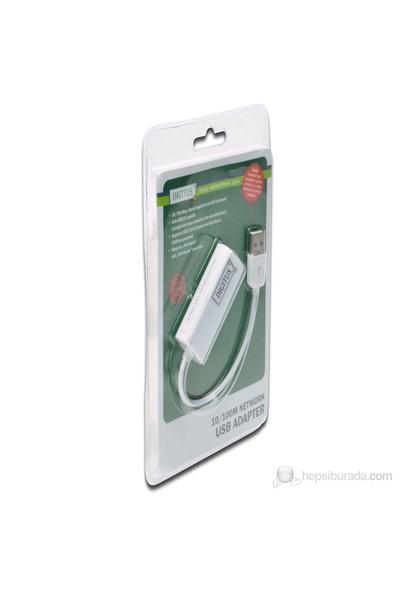 Digitus DN-10050-1 USB Ethernet Adaptörü