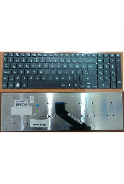 Packard Bell Ts11sb Laptop Klavye
