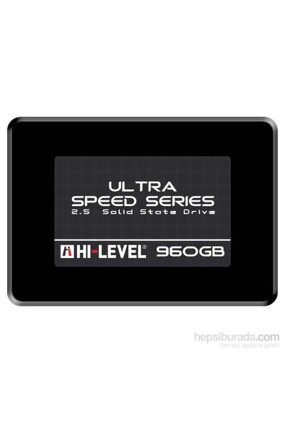 "Hi-Level Ultra 960GB 550MB-530MB/s 2,5"" Sata3 SSD HLV-SSD30ULT/960G + Aparat"
