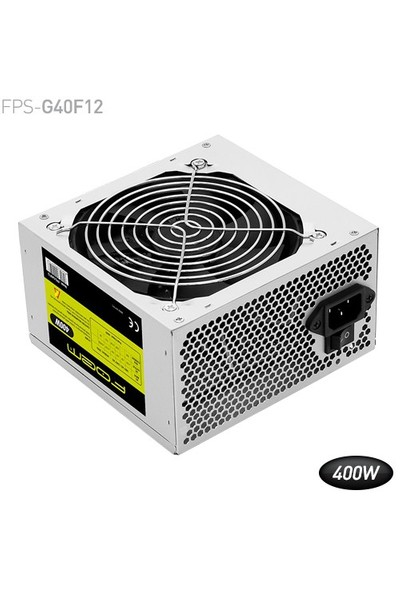 Frisby FOEM 400W Power Supply (FPS-G40F12)