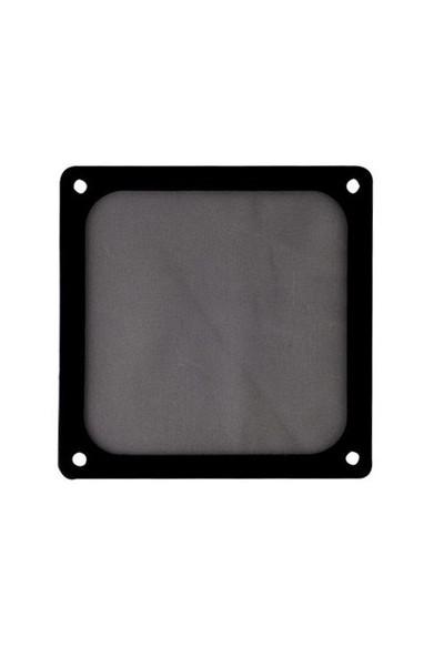 SilverStone 12cm Mıknatıslı Ultra İnce Siyah Fan Filtresi (SST-FF123B)