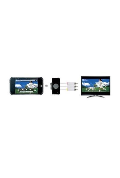 Ozaki IP019 Uzaktan Kumandalı Iphone/ Ipod Bağlantı Kablosu