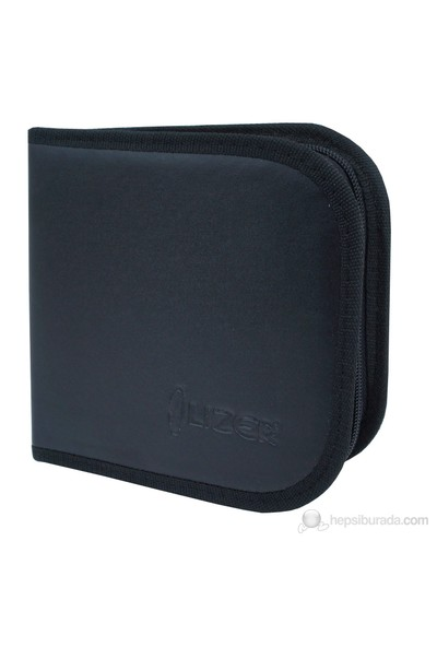 Lizer LC48 48'li Siyah Deri CD Çantası
