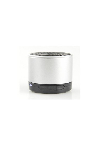 Novnes Nov501 Bluetooth Gri Speaker
