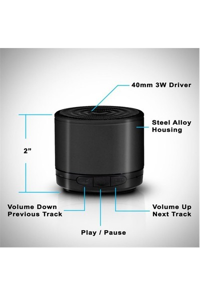 Novnes Nov501 Bluetooth Kırmızı Speaker