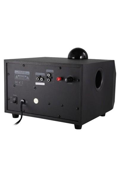 Mikado MD-2530 2+1 Kablosuz Usb+IR Speaker (882)