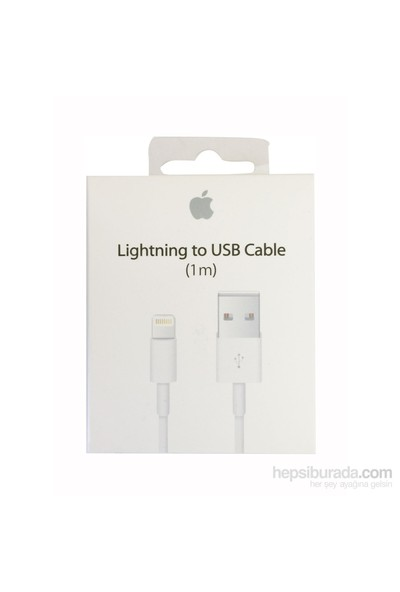 Apple Md8182m/A Lightning Kablo ,Orijinal Kutulu Ürün
