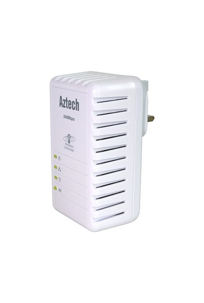 Aztech WL556E 300Mbps Wireless-N Kablosuz Alan Geniş.Adaptör