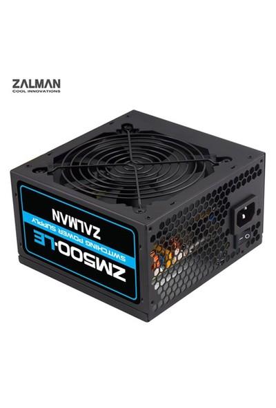 Zalman ZM500-LE 500W 120mm Fanlı Power Supply