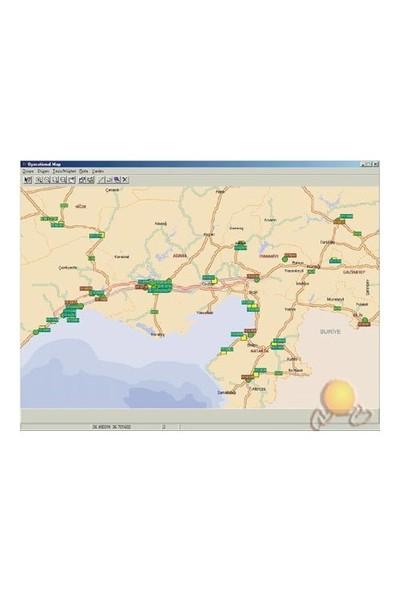 Eurosoft Türkiye Karayolları Haritası