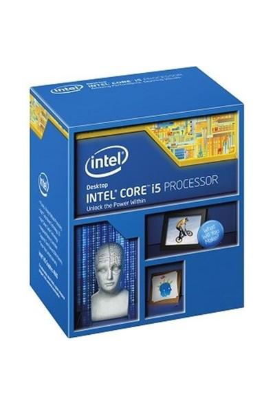 Intel Haswell Core i5 4430 3Ghz 6MB Cache LGA1150 İşlemci