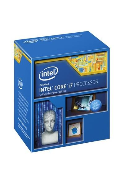 Intel Haswell Core i7 4770K 3.5GHz 8MB Cache LGA1150 İşlemci