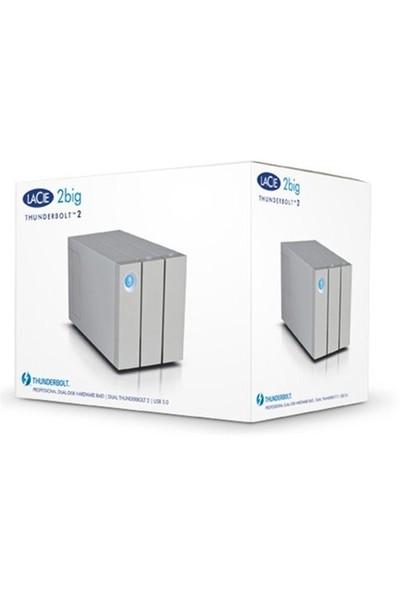 Lacie 12TB STEY12000400 2Big USB3.0 2xThunderbolt Çoklu Depolama Ünitesi