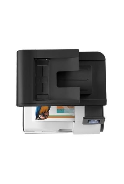 HP LaserJet Pro 500 M570DW Faks + Fotokopi + Tarayıcı + Wifi + Airprint + Çift taraflı + Çok Fonksiyonlu Renkli Lazer Yazıcı CZ272A