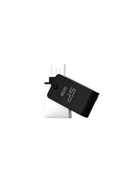 Silicon Power Mobile X21 Sp032gbuf2x21v1k 32Gb Usb Bellek
