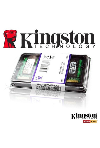 Kingston 8GB 1600MHz DDR3 Notebook Sodimm Ram (KVR16S11/8)
