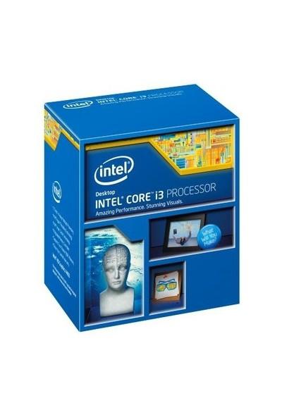 Intel Core i3 4130 3.4GHz 3MB Cache LGA 1150 İşlemci