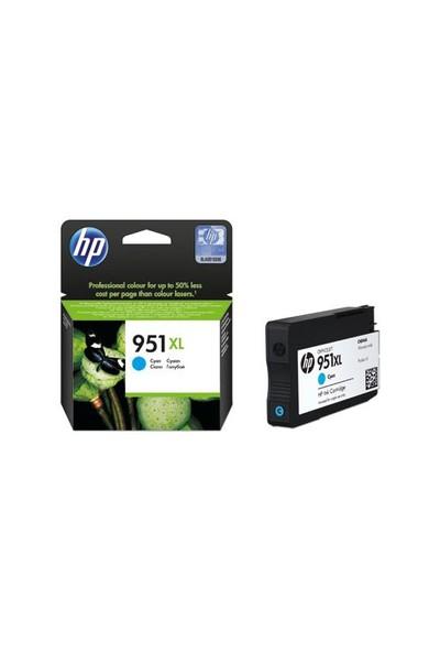 HP 951XL Officejet Mavi Kartuş CN046AE