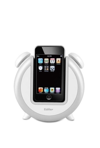 Edifier IF200 Plus Alarmlı iPod/iPhone Beyaz Speaker