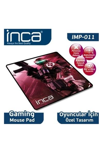 Inca IMP-011 Oyun Mouse Pad (Kauçuk)