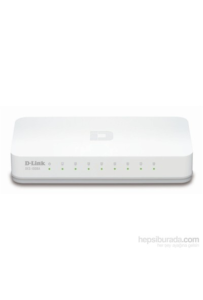 D-LINK DES-1008C 8 Port 10/100Mbps Switch