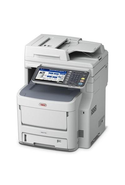 OKI MB760DN Faks + Tarayıcı + Fotokopi + Mono Laser Yazıcı
