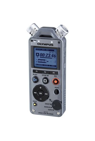 Olympus LS-12 Ses Kayıt Cihazı
