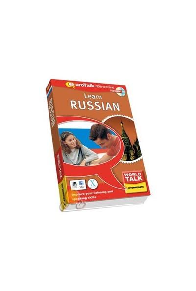 Learn Russian Talk Now Intermedıate
