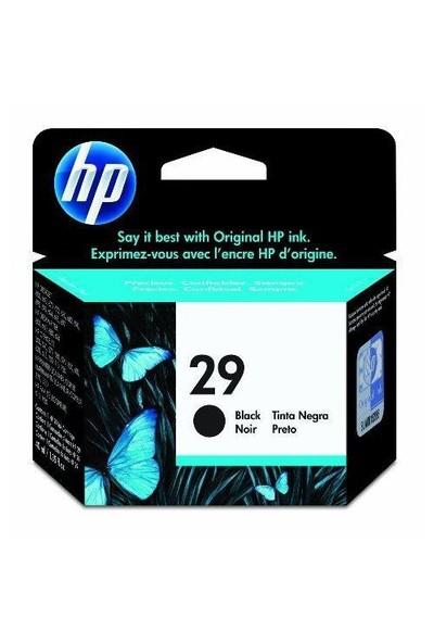 HP 29 Büyük Siyah Kartuş 51629AE / 51629A