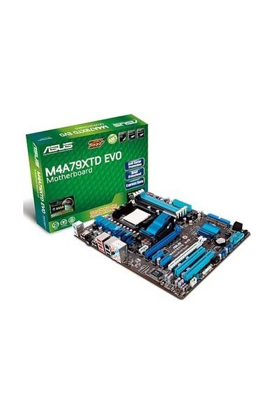 Asus M4A79XTD Evo AMD 790X DDR3 1800MHz(O.C.) Soket AM3 Anakart