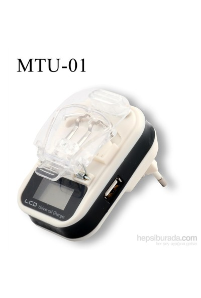 Megatech Mtu-01 Universal Şarj Cihazı