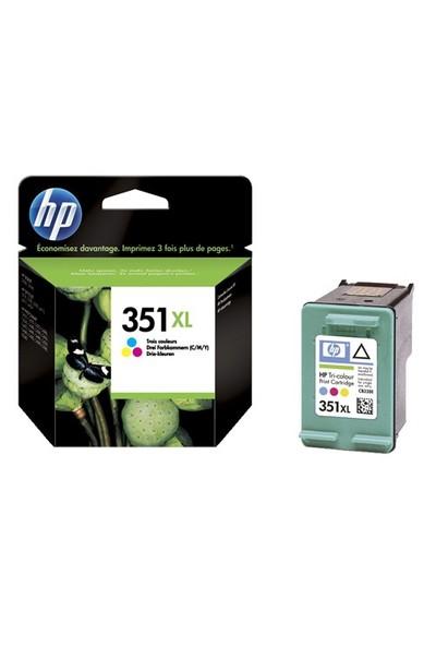 HP 351XL 3 Renk Mürekkep Kartuş CB338E / CB338EE
