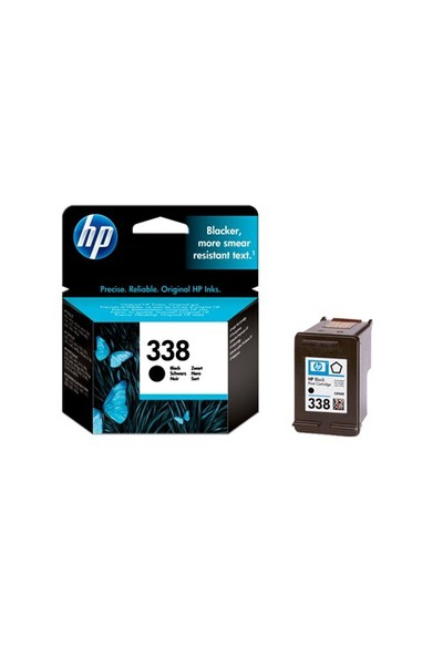 HP 338 Siyah Mürekkep Kartuş C8765EE / C8765E