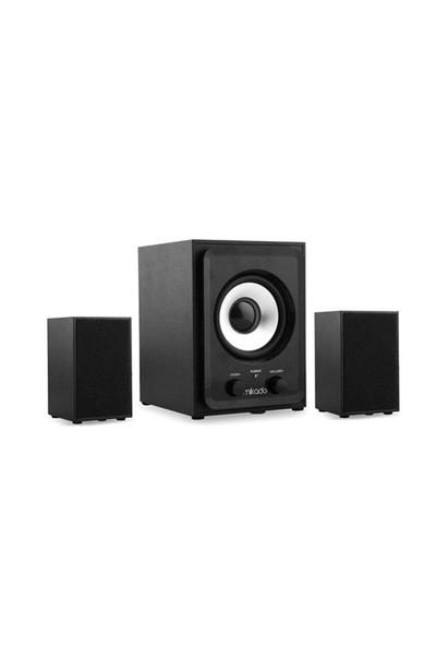 Mikado Md-1900 2+1 Siyah Speaker