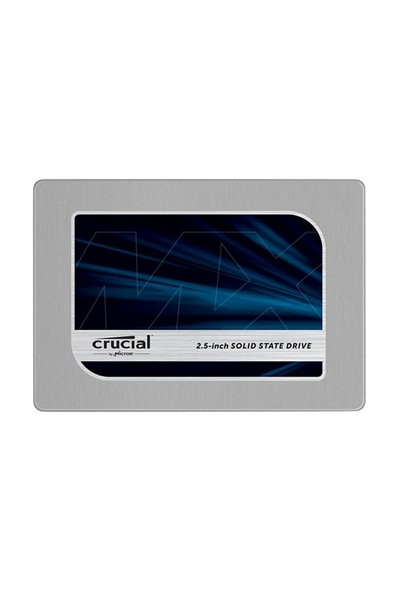 """Crucial MX-200 250GB 555MB-500MB/s Sata3 2.5"""" SSD (CT250MX200SSD1)"""