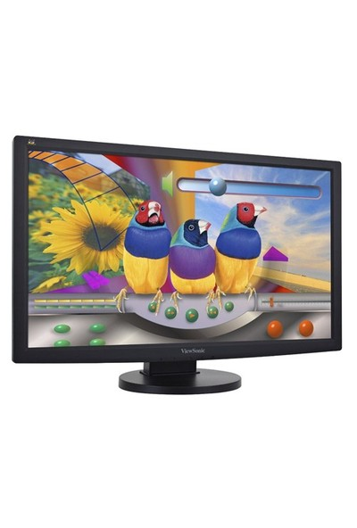 "Viewsonic VG2233-LED 21.5"" 5ms (Analog+DVI) Full HD LED Monitör"