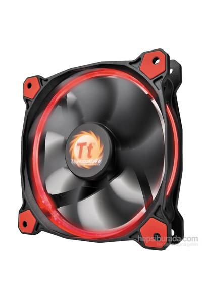 Thermaltake Riing 14cm Yüksek Statik Basınçlı Kırmızı Halka Ledli Kasa&Radyatör Fanı