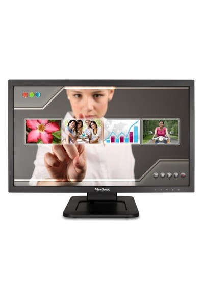 "Viewsonic TD2220-2 21.5"" 5ms (Analog+DVI) Full HD Dokunmatik Led Monitör"