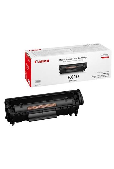 Canon FX-10 2000 Sayfa Kapasiteli Siyah Toner
