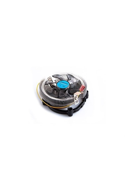 Evercool Cs-1156 Amd Am2/939/1156/775 Cpu Fan