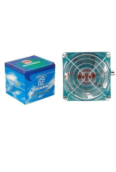 Evercool Ec8025m12s Kutulu Cpu Fan