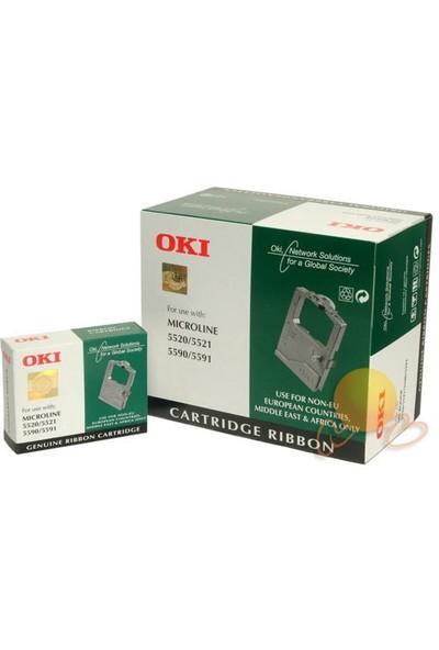OKI 5520 Şerit 01126302