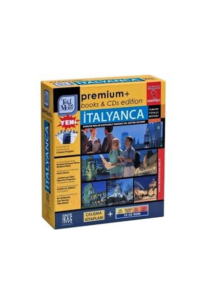 Tell Me More Premium İtalyanca-Giriş+Başlangıç + Orta + İleri Düzey (10 Cd Rom)