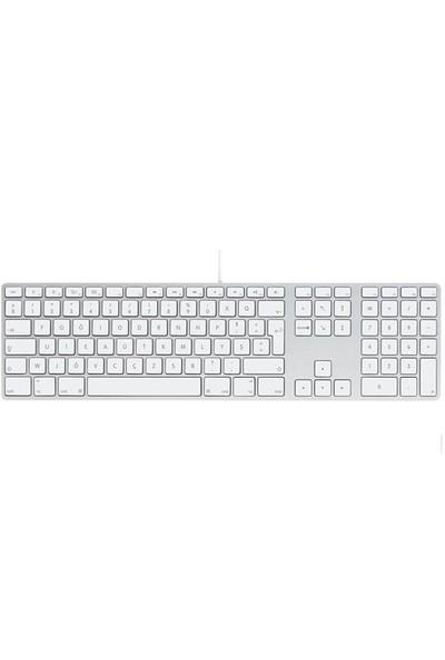 Apple Numerik Alanlı Kablolu F Klavye (MB110TU/B)